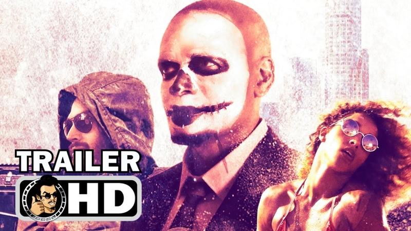 ARMED Trailer (2018) Mario Van Peebles Action Movie