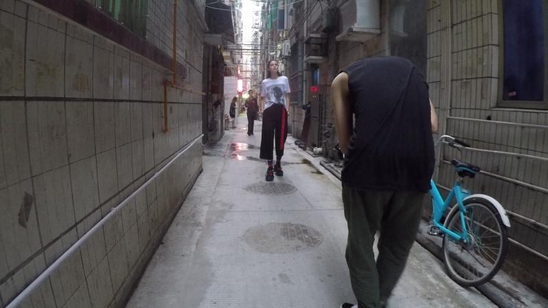 CФЕРА backstage 'CHINESE TRIP' Summer / Autumn '18 part 1.0