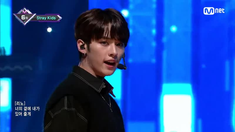 [ON STAGE] 181108 Stray Kids - I am YOU @ M!COUNTDOWN
