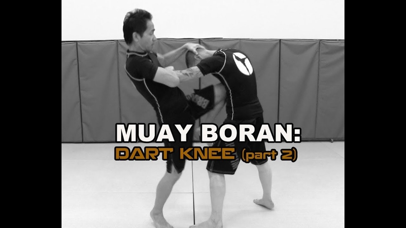 Lesson 98: Muay Boran Dart Knee (part 2)