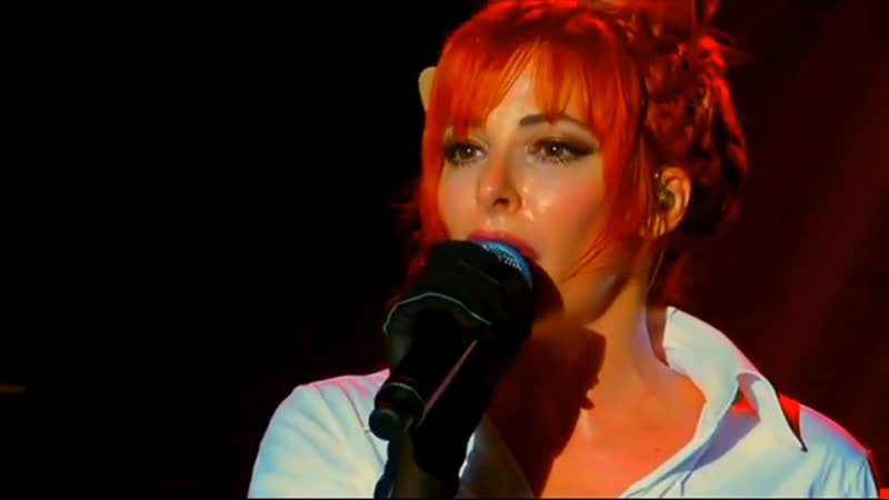Mylène Farmer Je Te Rends Ton Amour Live Indoor N°5 On Tour