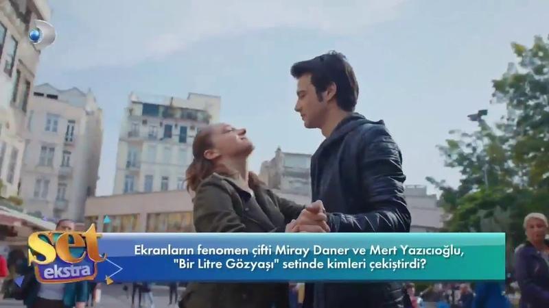 Miray Daner ve Mert Yazıcıoğlu röportaj