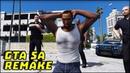 GTA San Andreas Remake in GTA 5|GTA San Andreas First Mission in GTA 5(GTA 5 Machinima) - Rasty Film