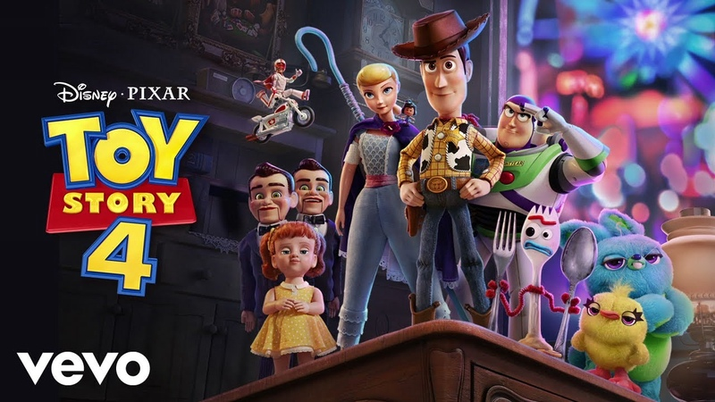 Randy Newman - Ducky, Bunny Tea (From Toy Story 4/Audio Only)