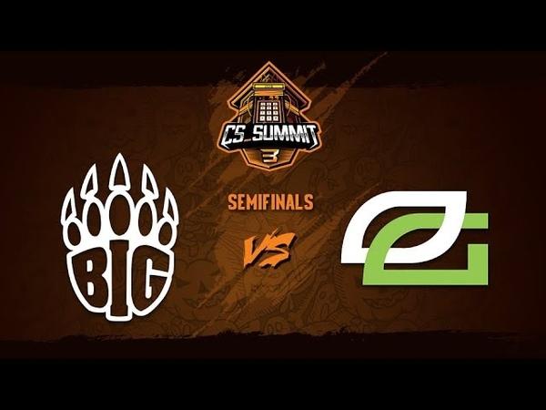 BIG vs OpTic Gaming, Map 2 Nuke - cs_summit 3 Semifinals - BIG vs OpTic G2