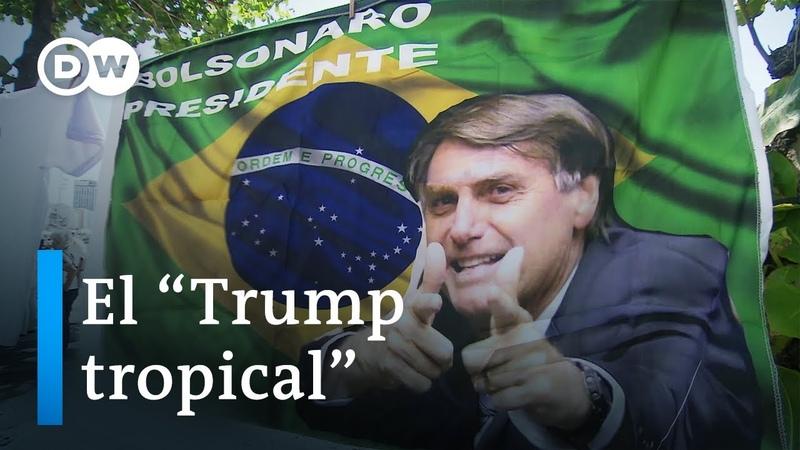 Elecciones en Brasil 2018 | DW Documental