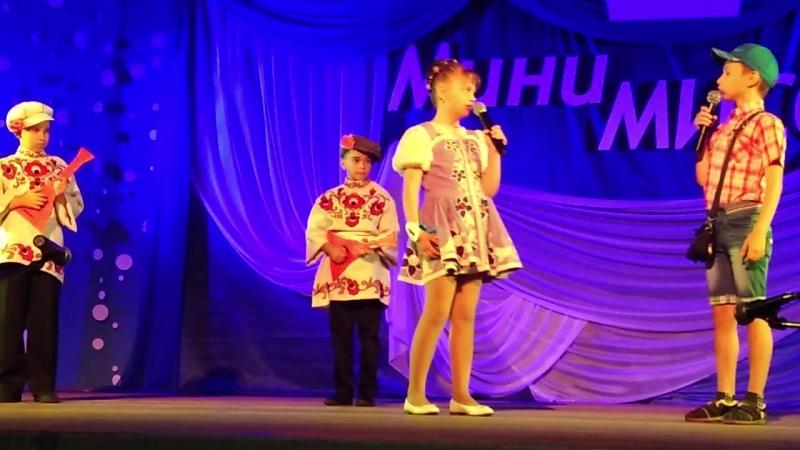 В Доме культуры выбрали мини-мисс Бобруйского района