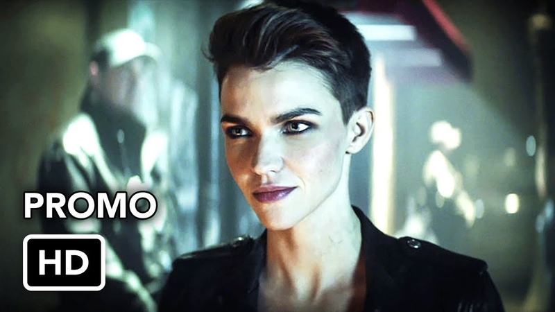 Batwoman (The CW) Times Are Changing Promo HD - Ruby Rose superhero series