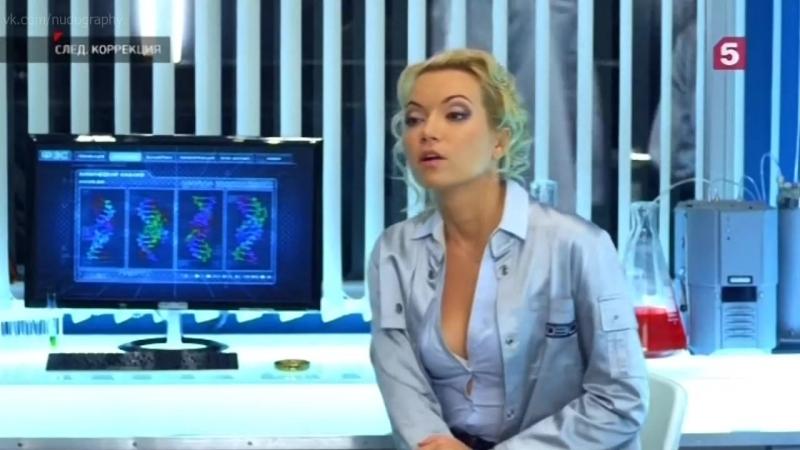 Анастасия Гулимова в сериале След 2007 Серия 1915 Голая Секси ножки
