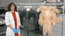 Iris Van Herpen Behind the Scenes at The Costume Institute Conservation Laboratory