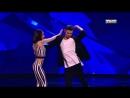 """Сабина Шарипова и Михаил Журавель. Bachata. """"Танцы"""" 2018. Выступление."""