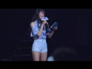 · Fancam · 180616 · OH MY GIRL YooA focus · Sudden Attack With Oh My Girl Fanmeeting ·