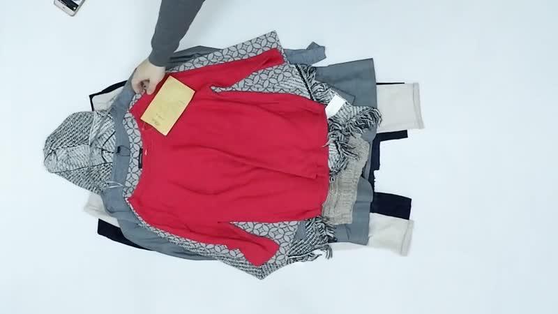 51 Одежда фирма S`Oliver (лот №4) 15,8 кг