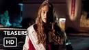 Castle Rock Hulu Friday the 13th Teasers HD Stephen King J J Abrams series