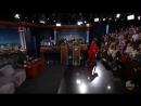 Эпичное появление Джима Керри на шоу Киммела mp4