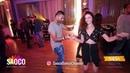 Rizvy Vayani and Monica Ionita Salsa Dancing at El Sol Warsaw Salsa Festival, Friday 09.11.2018