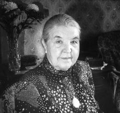 День памяти. Людмила Крутикова-Абрамова