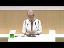 Совет Федерации рассматривает закон о приостановке ДРСМД LIVE