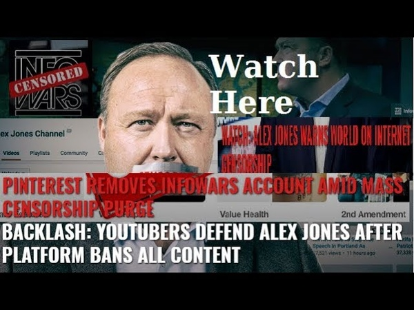 How to Watch Alex Jones and Infowars