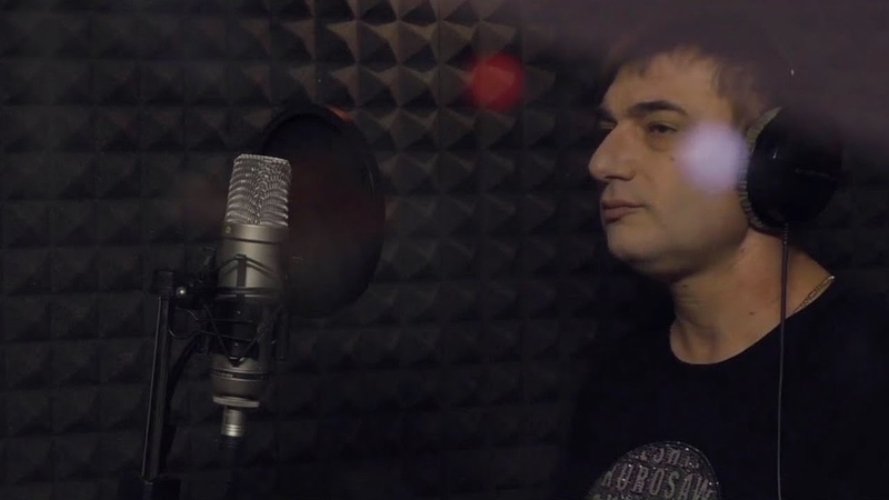 Константин Тетруев_Я хочу в себе мати рай_Запись песни в студии звукозаписи - STUDIO MASTER