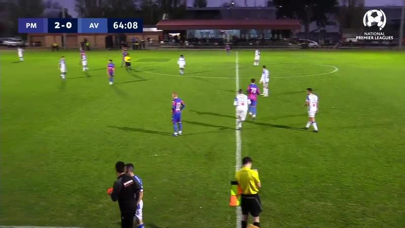 NPL Victoria U20 Round 15, Port Melbourne vs Avondale FC