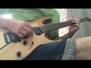 Hendrix Purple Haze Ibanez