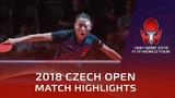 Wu Yang vs Sabine Winter 2018 Czech Open Highlights (14)