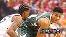 Milwaukee Bucks vs Toronto Raptors - Game 3 - Full Game Highlights | 2019 NBA Playoffs