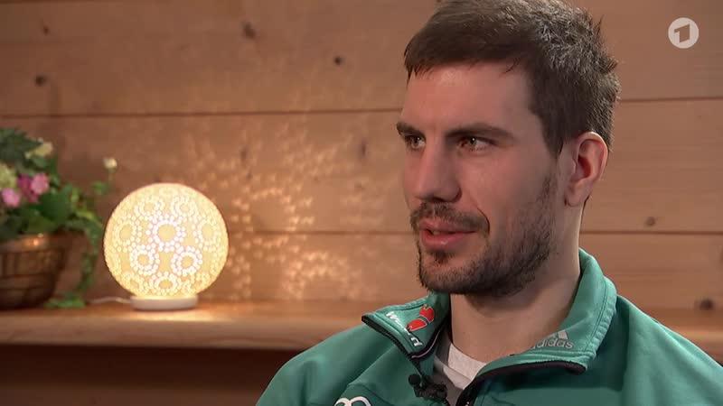 Arnd Peiffer zwischen Vaterschaft und Biathlon Zirkus