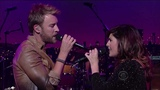 Lady Antebellum - Just a Kiss (Live on Letterman 09-01-2011) HD 1080p