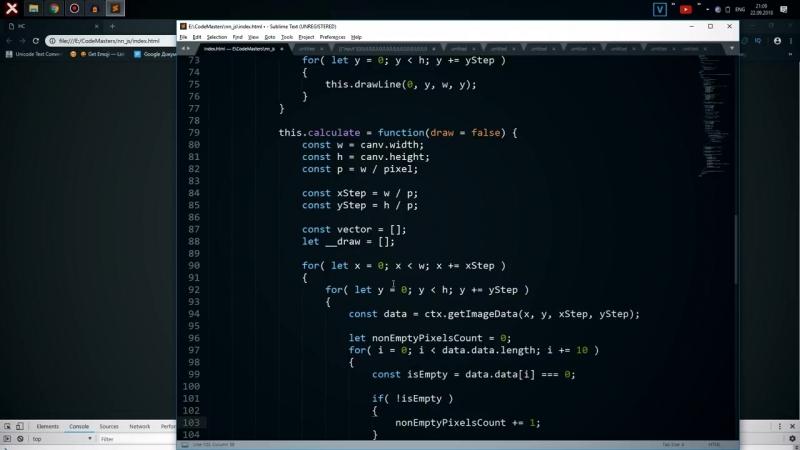 Простая нейросеть на JavaScript_ Распознавание рисунков