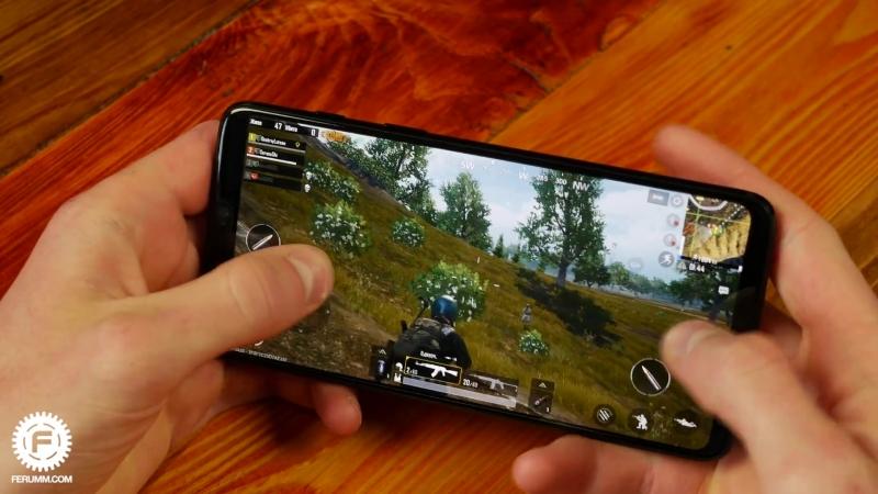 Обзор OnePlus 6 или заноза в %опе Galaxy S9, Pixel 2 XL и других флагманских смартфонов