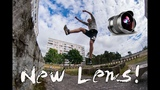 Neewer Pro 8mm + Nikon D3300(freerunning test)