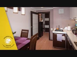 2-комнатная квартира 50 кв.м на 3/5 этаже с идеальным ремонтом для молодой семьи на Краснодонцев 114.