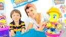 Город Плей До и Маша Капуки. Мультики для детей
