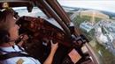 SMOOTHEST EVER B777 Landing Benny lands in FRA after 3 long Lufthansa Cargo flights! [AirClips]