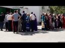 В Туркмении хлеб продают по паспорту
