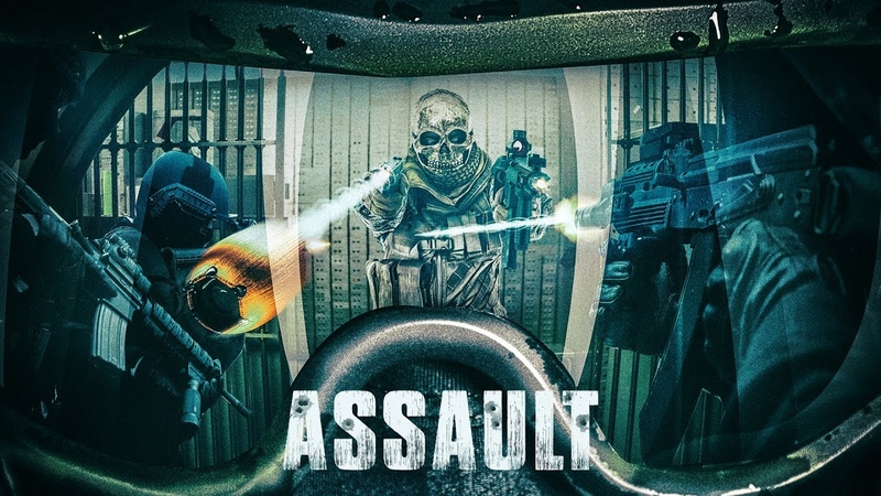 Epic Industrial Trailer Music | album ''Assault'' preview by Frontier Trailer Music