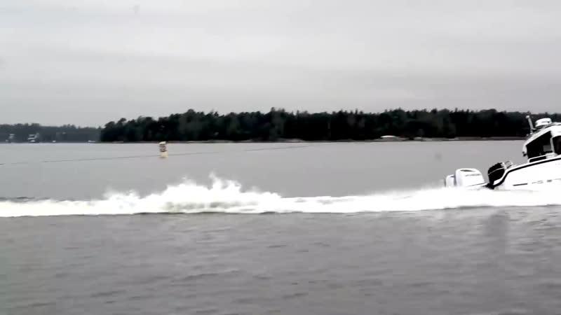 Рыболовный катер XO 270 RS Cabin OB