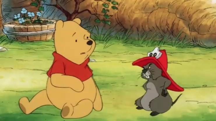 Мультфильм Новые приключения медвежонка Винни и его друзей - 2 сезон 5 серия HD