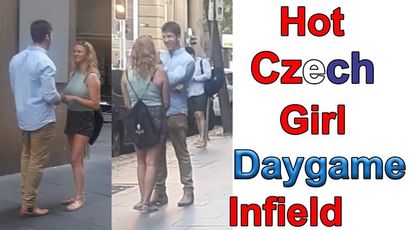 Czech Girl Daygame PUA Infield Approach