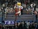 01.26 - Great Muta Dragonmaster Buzz Sawyer VS Sting Arn Anderson Ric Flair