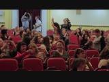Пак Александра (Казахстан) и Евгений Стрельников (Россия) импровизация