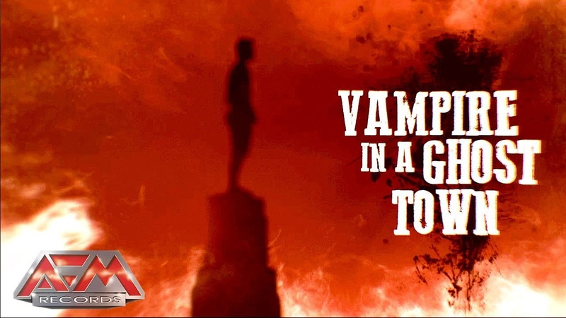 ORDEN OGAN - Vampire In Ghost Town (2017) official lyric video AFM Records