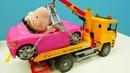 Piggy Peppa ¿Dónde está el coche Peppa en español