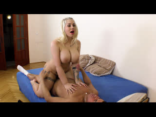 Kyra hot cock hungry kyra hot get two creampies for dessert (hardcore, cumshot, blonde, blowjob, big ass, big tits, creampie)