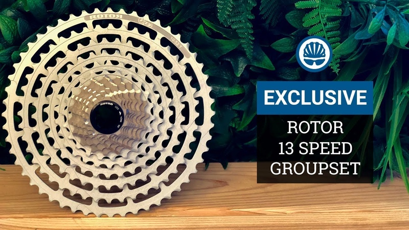 Rotors 1x13 Hydraulic Drivetrain - World Exclusive First Look