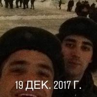 Анкета Артур Муртазалиев