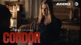 Condor Season 1 Finale Marty &amp Joe in Cabin 2 AT&ampT AUDIENCE Network