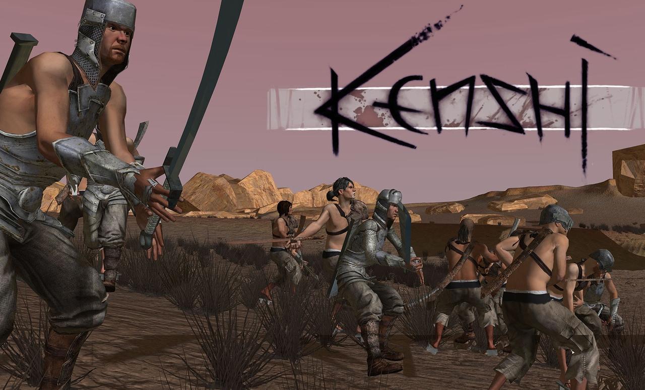 Быстрый старт в Kenshi